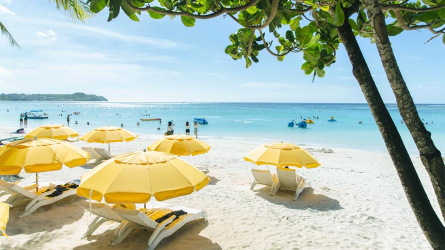 グアムの海に行くならここ!グアムのビーチまとめ